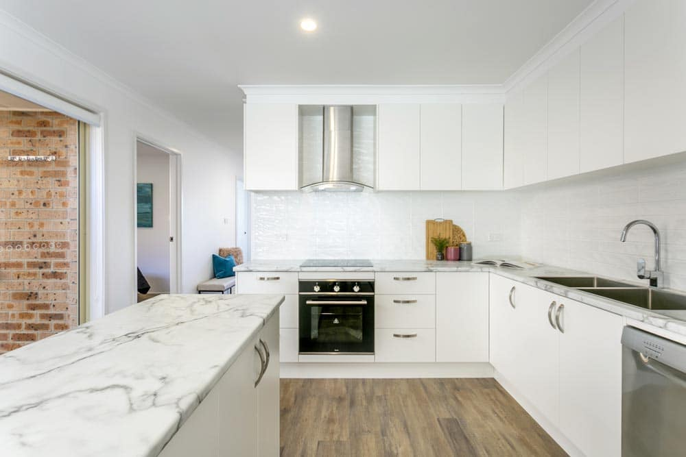 Renovating and selling
